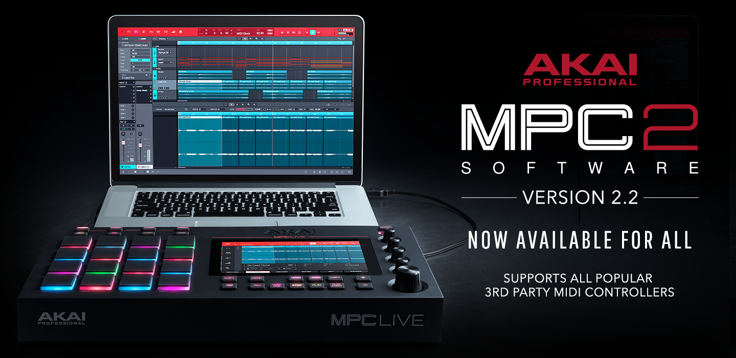 MPC Expansion Packs