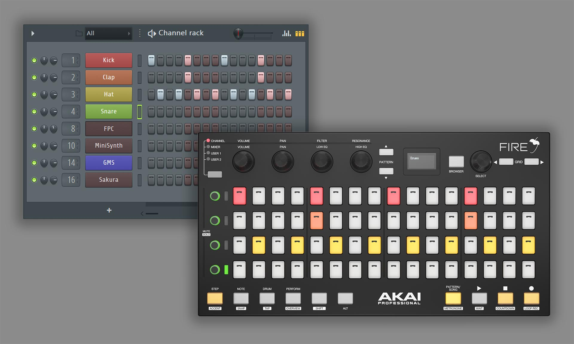 Does the new Akai Fire work with a cracked version of FL studio
