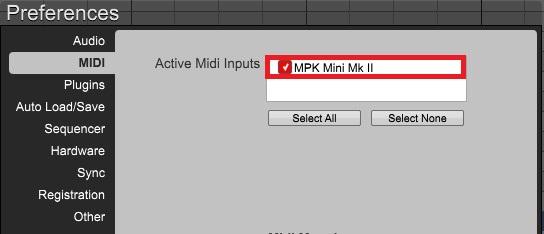 Akai Pro MPK mini mkII - How to Obtain, Download, Install