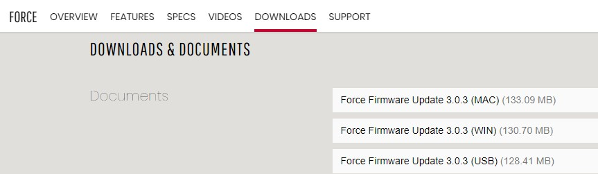 Akai Pro FORCE - Updating to Firmware 3 0 3   Akai Professional